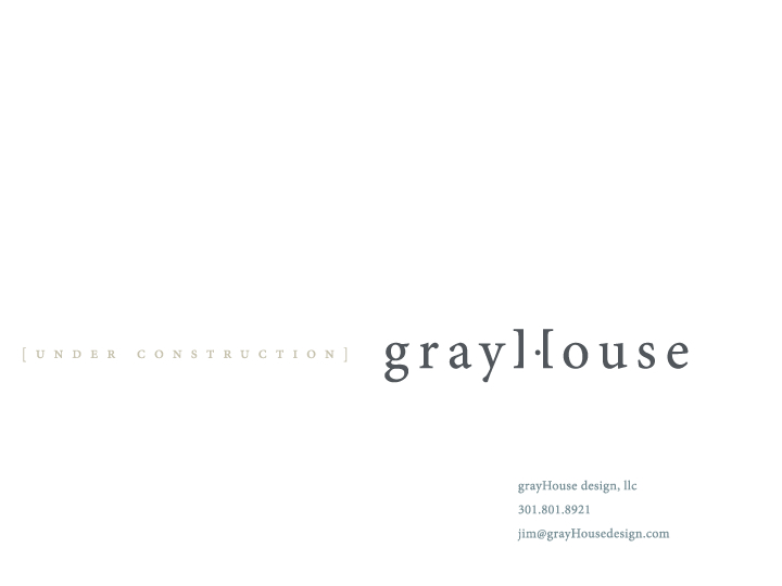 grayHouse design, llc